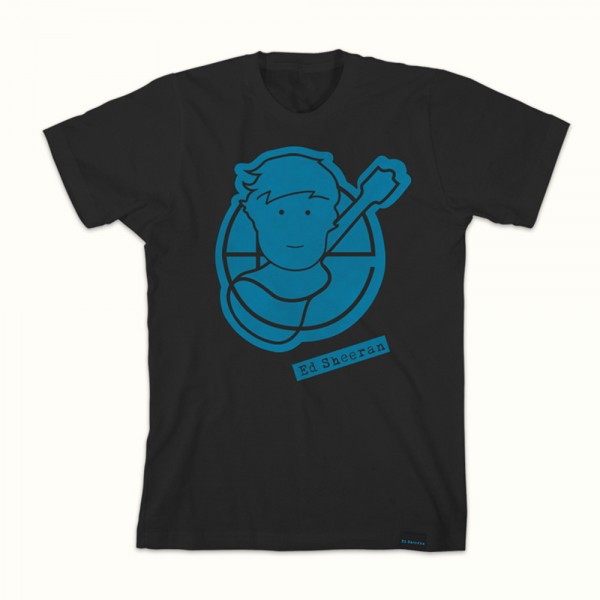 Pictogram T-Shirt - Ed Sheeran Store