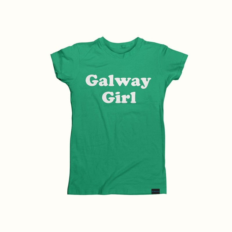 Galway Girl T-shirt Top - Ed Sheeran Store
