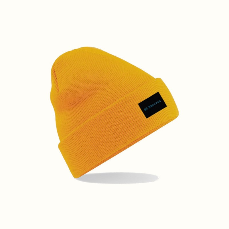 Divide World Tour Yellow Beanie