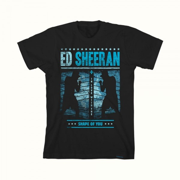 Ed Sheeran - Shape Of You T-Shirt