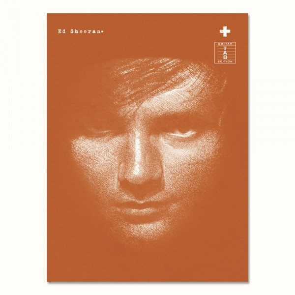 + Tab and Lyric Songbook (front cover)