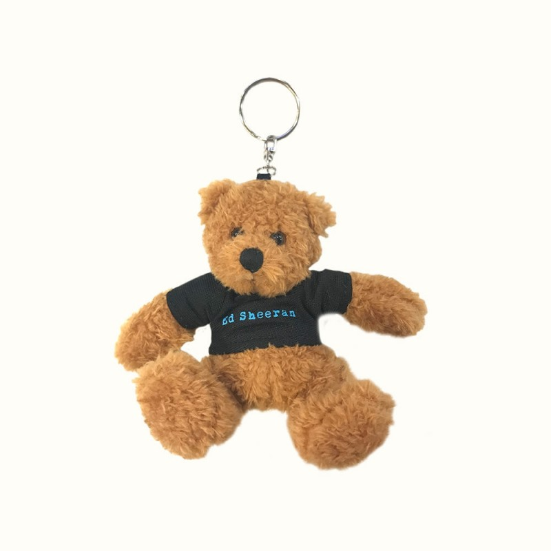 Bear In Hing Reng 2: ÷ World Tour Bear Key Ring