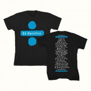 ÷ Tour Back Slim Fit T-Shirt (front/back)