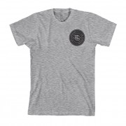 Ed Sheeran Heather Grey Insignia T-Shirt