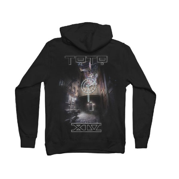 Toto XIV Cover Basic Hoodie