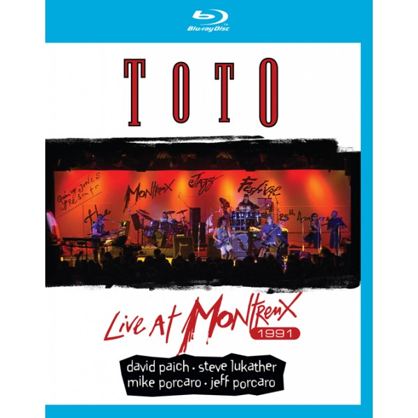 Live At Montreux 1991 Blu-Ray