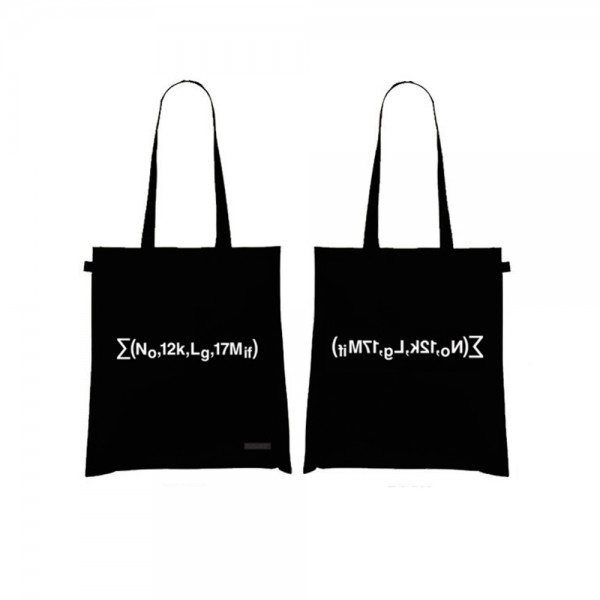Equation Tote Bag - Liam Gillick & New Order