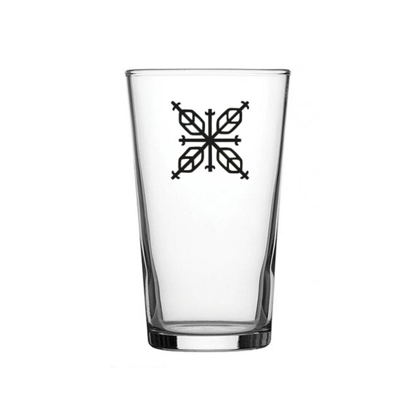 Winter Pint Glass