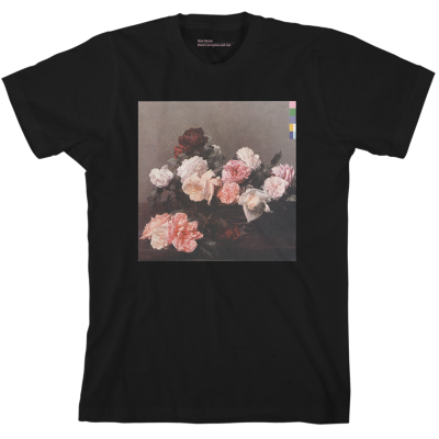 Power, Corruption & Lies Black T-Shirt