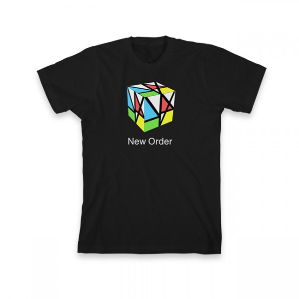 Music Complete Cube Black T-Shirt *Store Exclusive*