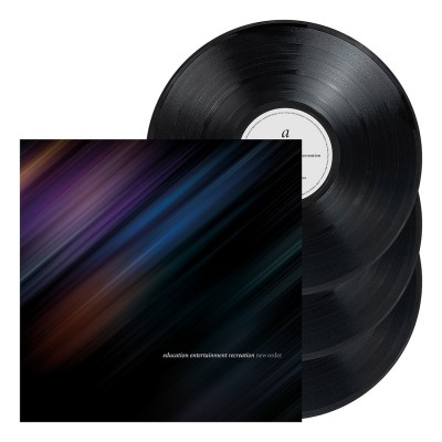 New Order | education entertainment recreation (Live at Alexandra Palace) [3LP]