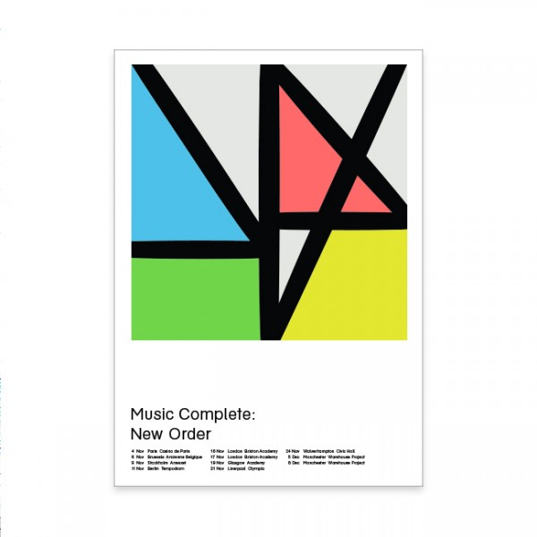 Music Complete Poster
