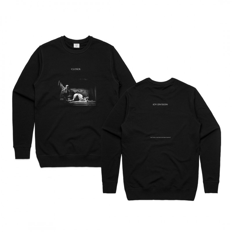Closer Fac XXV Black Sweatshirt (Apparel)