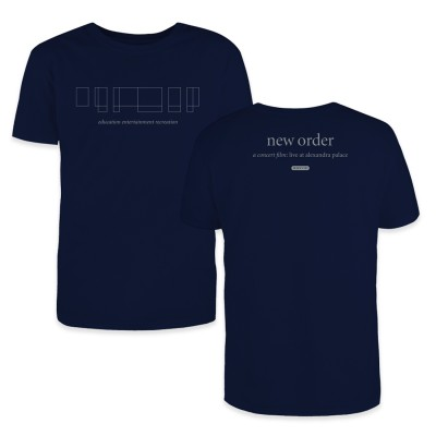 education entertainment recreation Navy T-Shirt