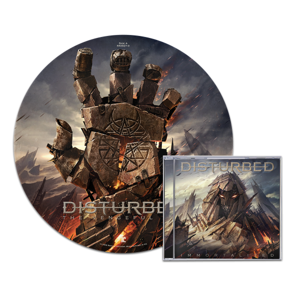 Immortalized CD + Picturedisc