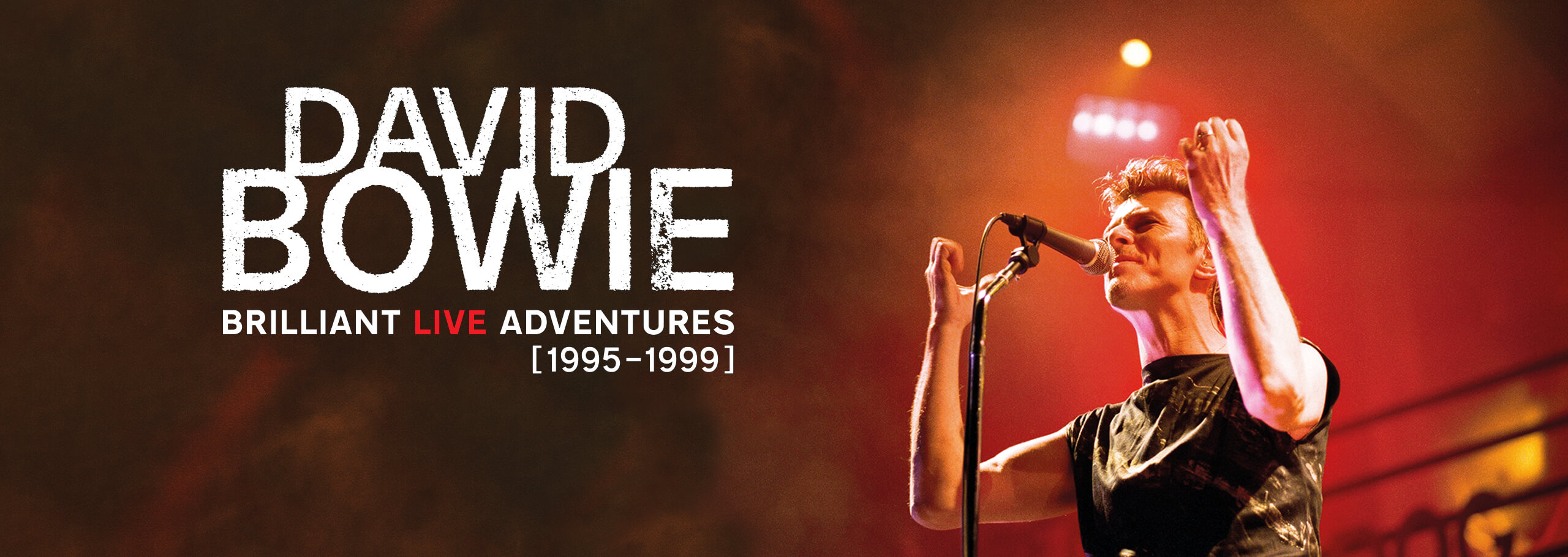 David Bowie Brilliant Live Adventures