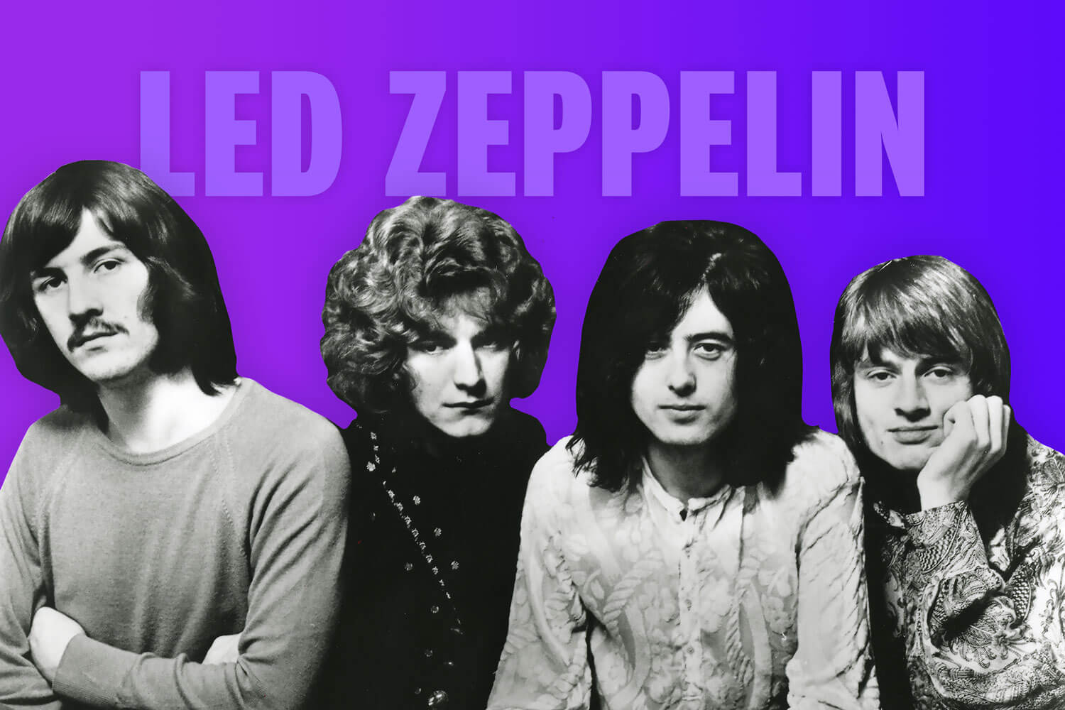 Shop Led Zeppelin products