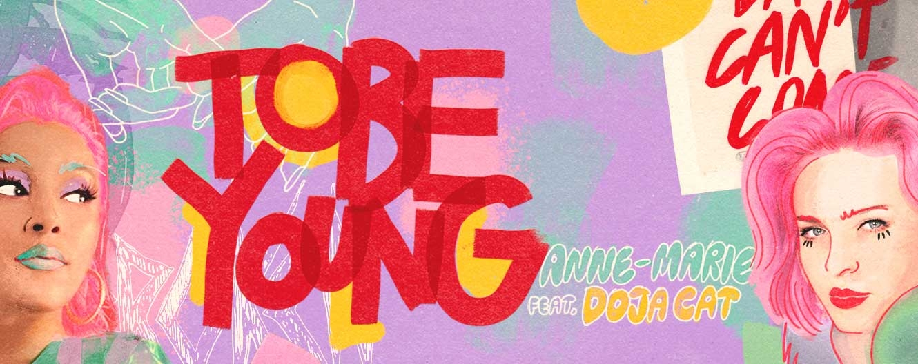 To be Young - New single by Anne-Marie featuring Doja Cat