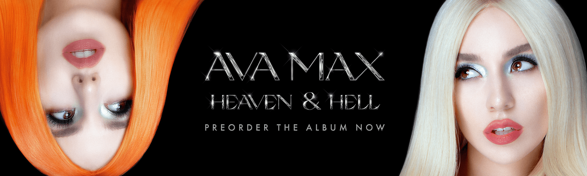 Ava Max - Heaven and Hell, preorder the album now