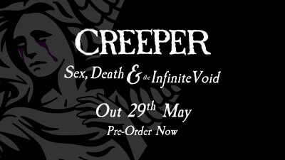Creeper - Preorder the new album 'sex, death and the infinite void'. Out 29nd May 2020