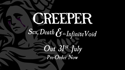 Creeper - Preorder the new album 'sex, death and the infinite void'. Out 31st July May 2020