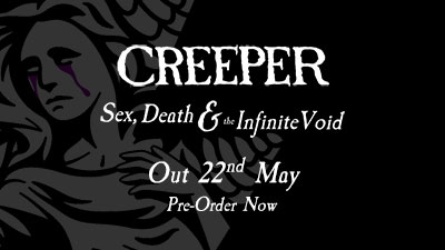Creeper - Preorder the new album 'sex, death and the infinite void'. Out 22nd May 2020