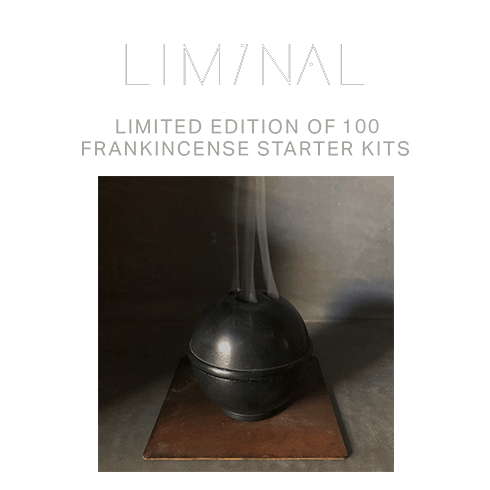 Liminal - LIMITED EDITION OF 50 FRANKINCENSE STARTER KITS